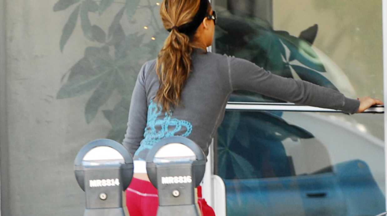 Jessica Alba Enceinte mais en forme!
