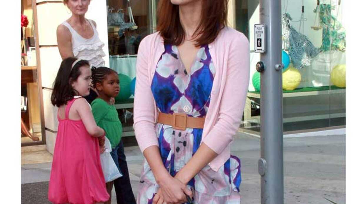 PHOTOS Jessica Alba fête la journée des mamans