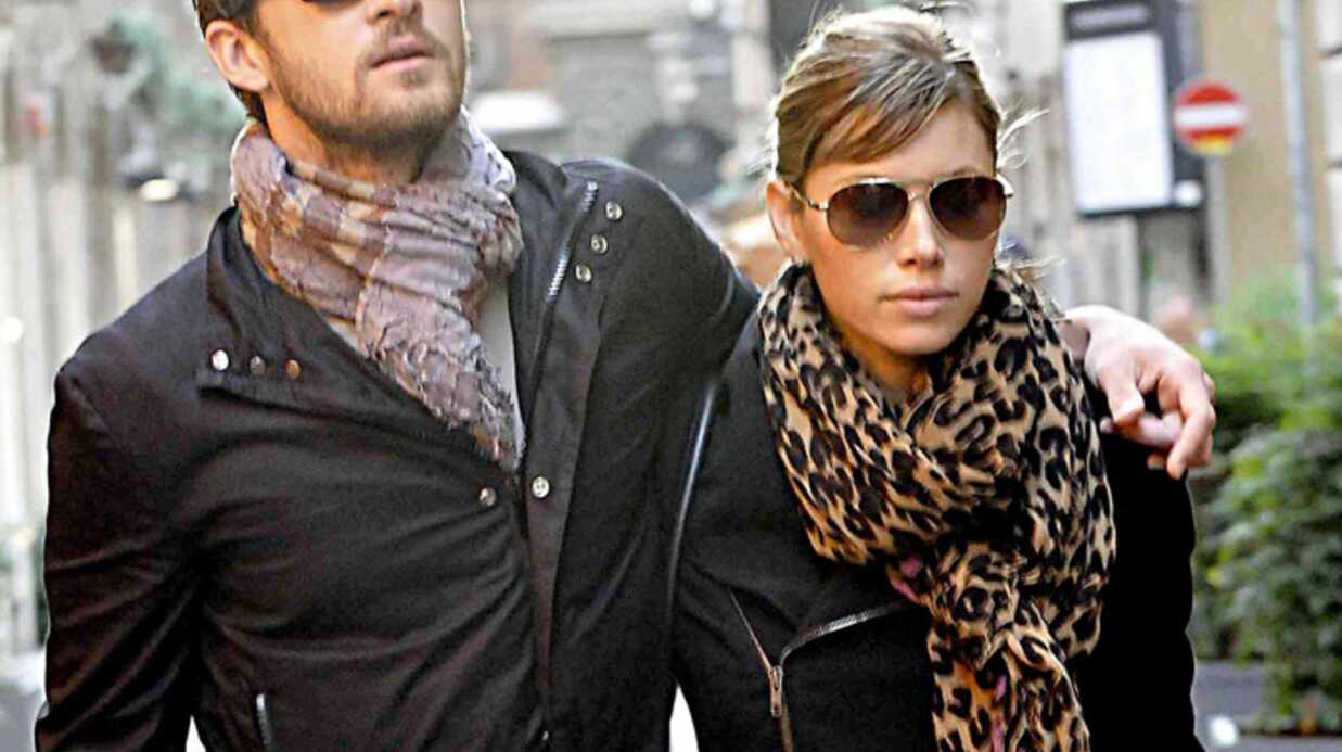 Jessica Biel et Justin Timber­lake en séjour love à Rome