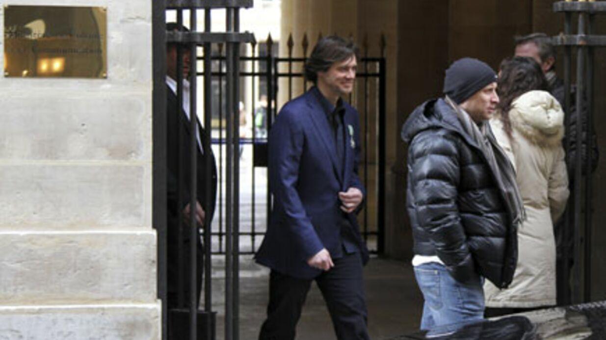 Jim Carrey et Ewan McGregor épinglés par Frédéric Mitterrand