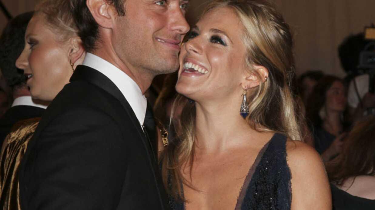 Jude Law et Sienna Miller: mariage en vue?