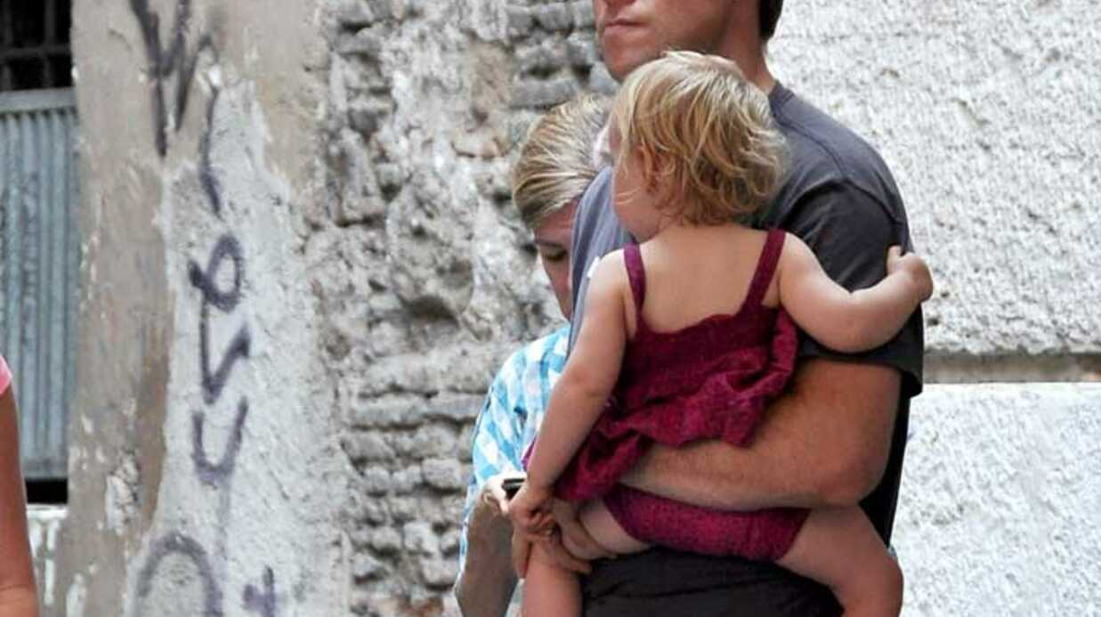 PHOTOS Julia Roberts: tournage en famille à Rome