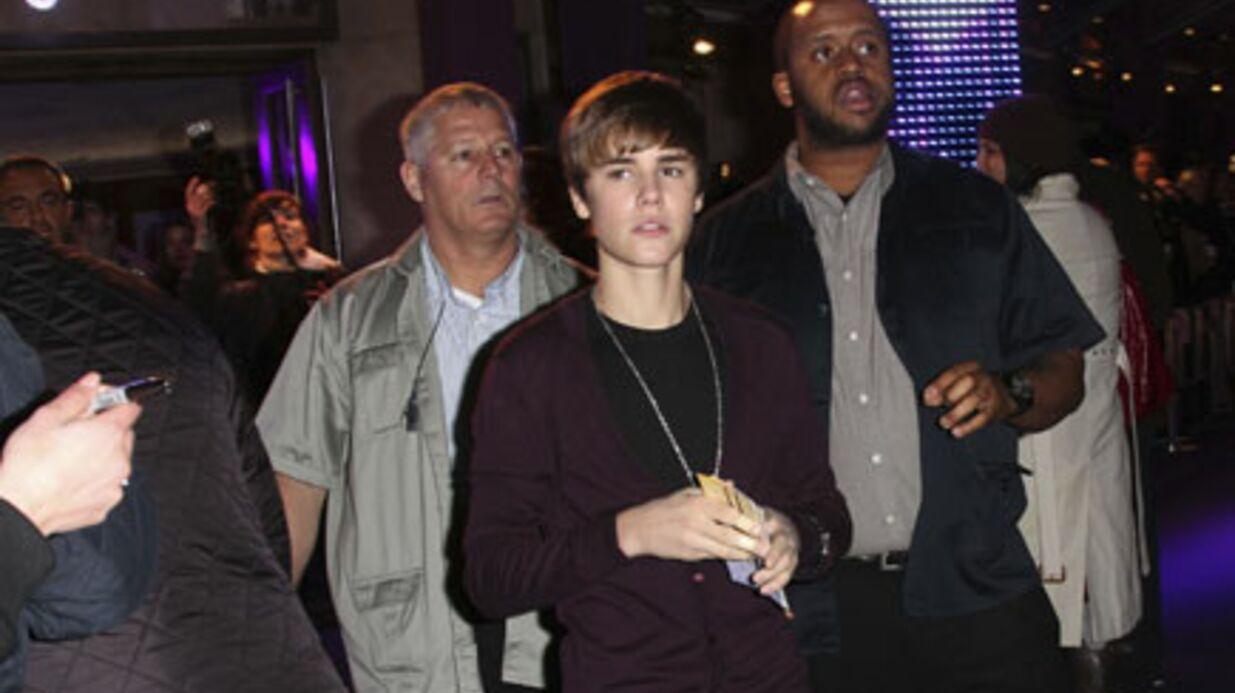 PHOTOS Justin Bieber a mis la fièvre au Grand Rex