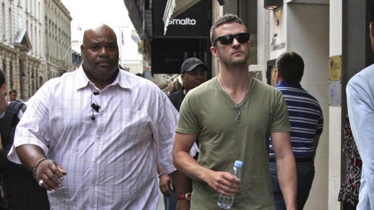 Justin Timberlake Son séjour à Paris