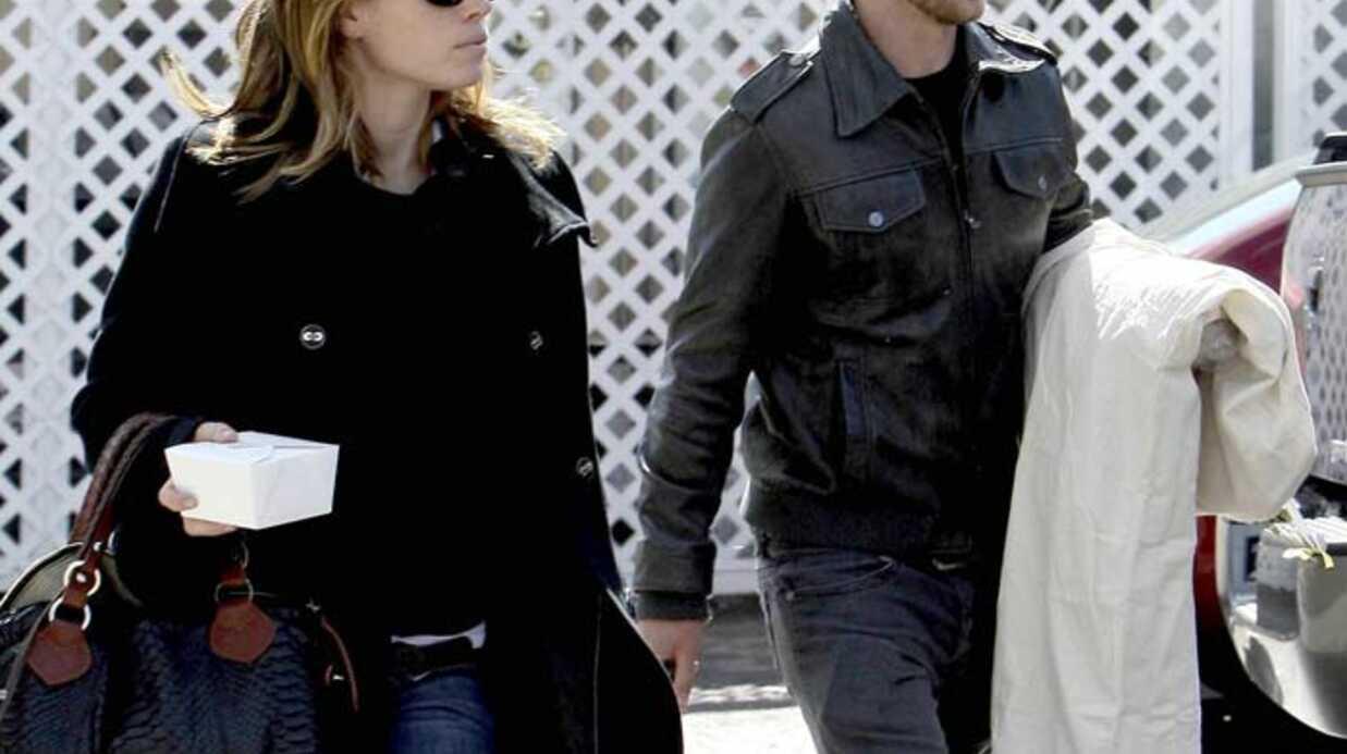 PHOTOS Justin Timberlake toujours aussi prévenant avec Jessica Biel