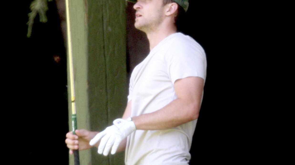 Justin Timberlake Sacré swing