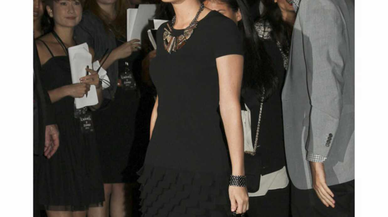 PHOTOS Karl Lagerfeld fête Chanel à Soho