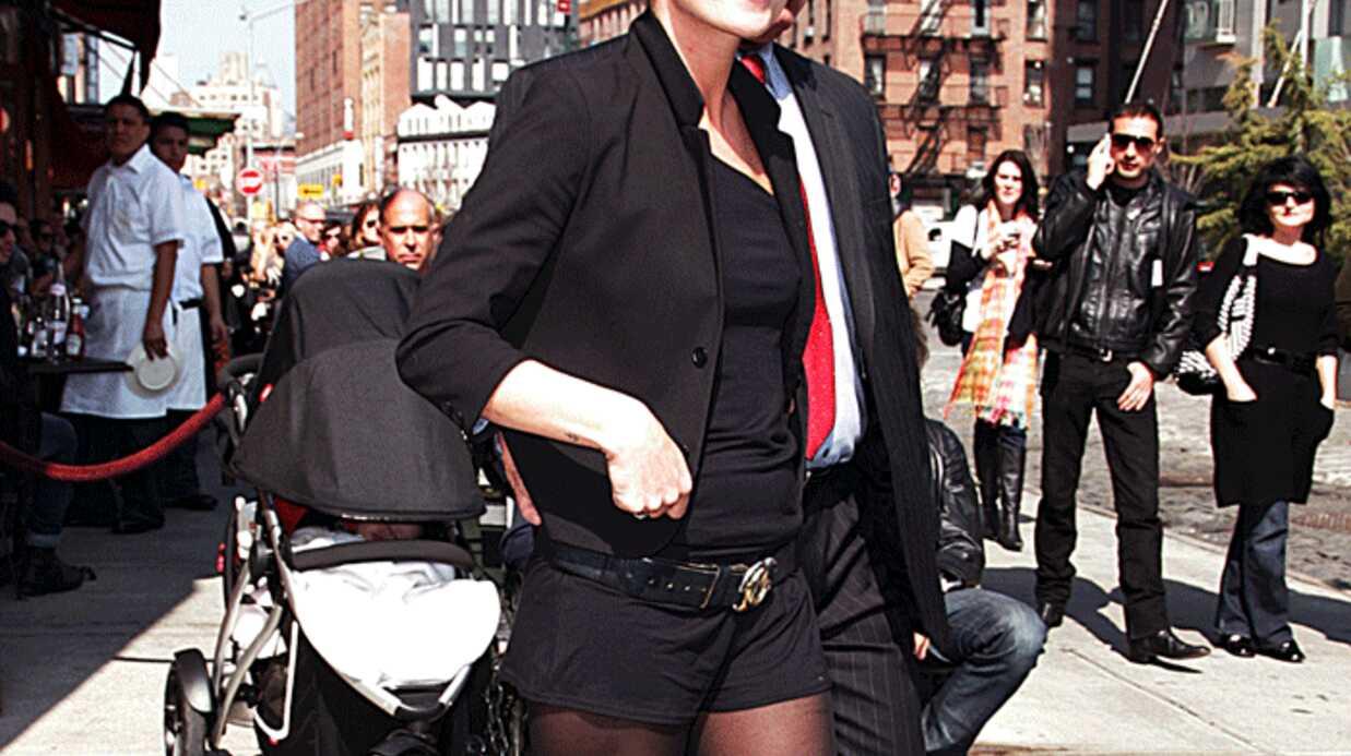 PHOTOS Kate Moss à New York: sa virée en images
