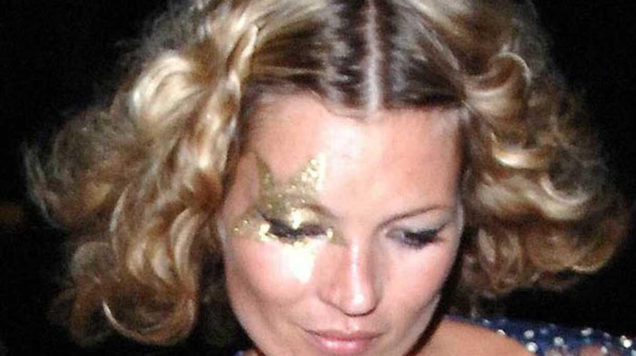 Kate Moss Fiesta au «Punk»