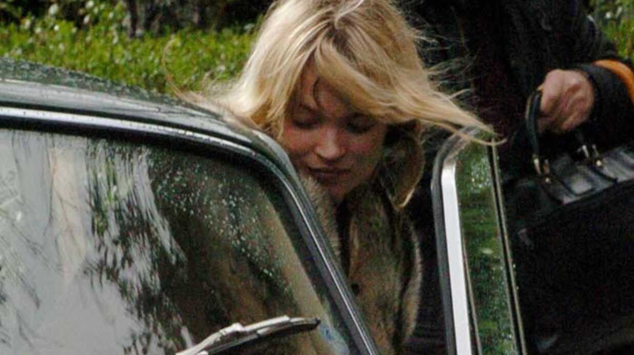 Kate Moss Le top roule vintage