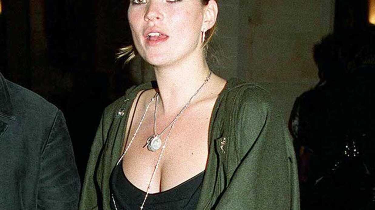 Kate Moss Happy 34 ans la brindille!