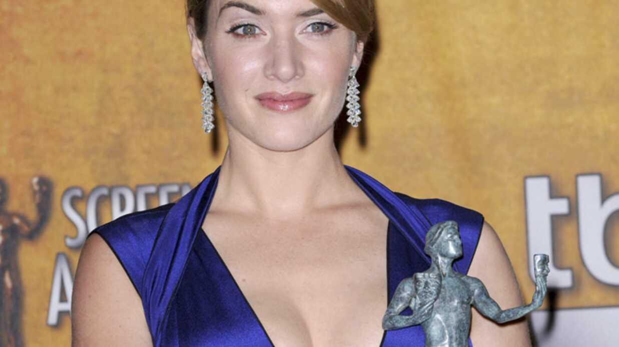 PHOTOS Kate Winslet: il ne lui manque plus que l'Oscar
