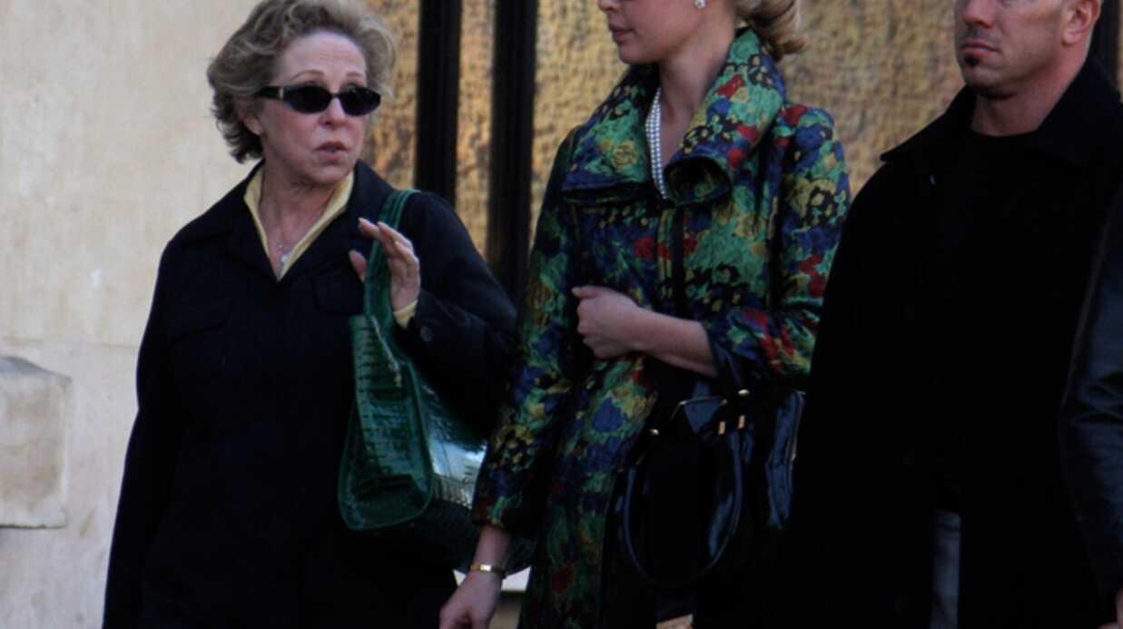 Katherine Heigl Shopping à Paris