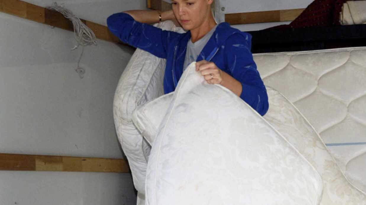 Katherine Heigl Un nana qui déménage!