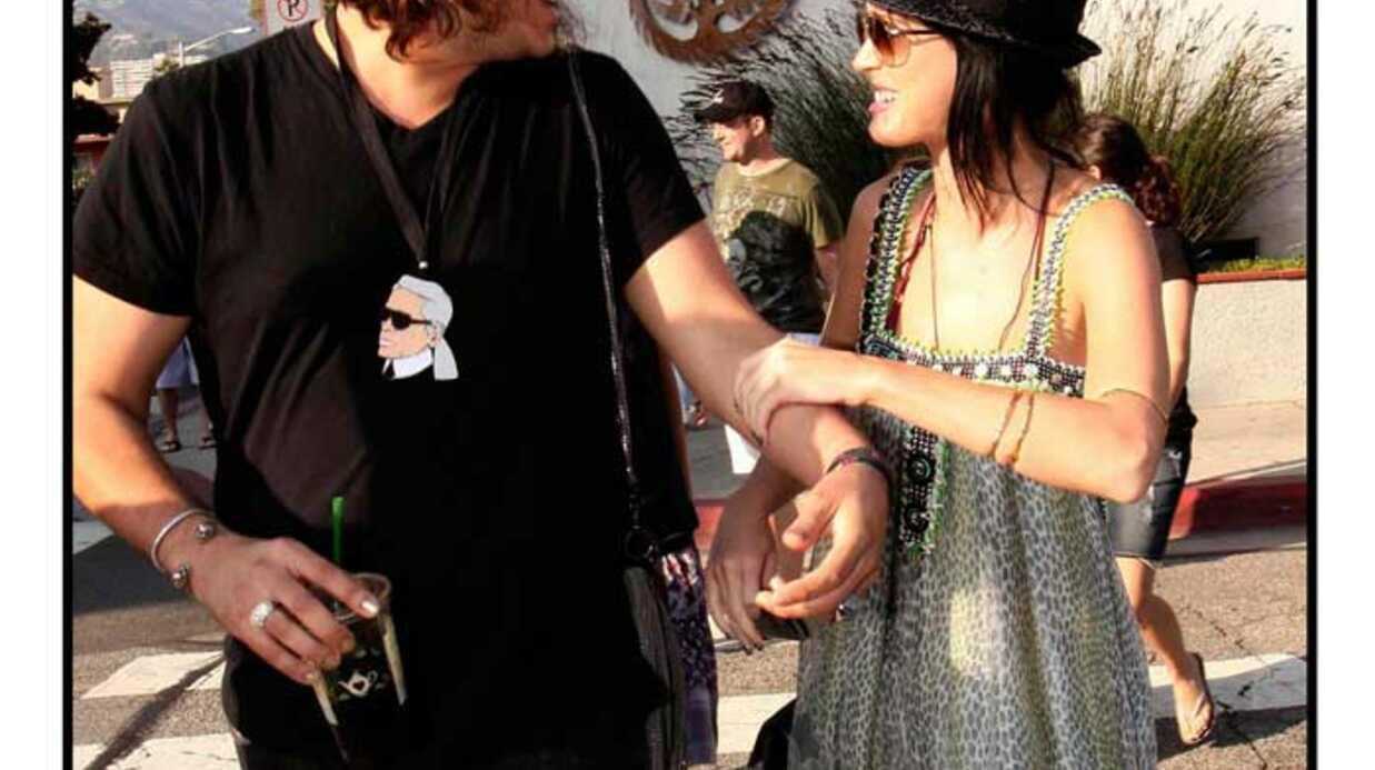 PHOTOS Katy Perry, séance shopping avec son styliste