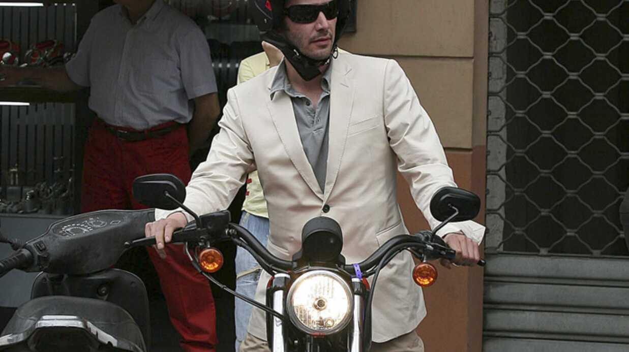 Keanu Reeves Toujours speed !