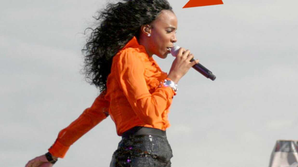 Kelly Rowland a perdu ses cheveux