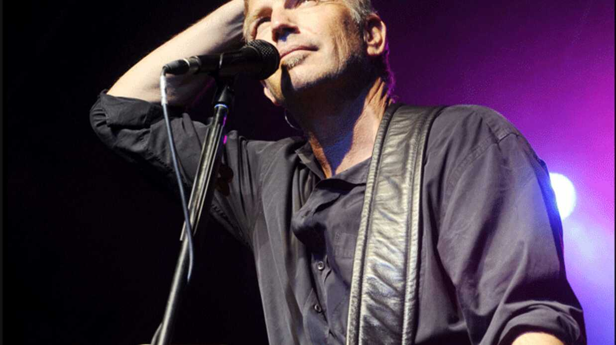 PHOTOS Kevin Costner en concert à Munich