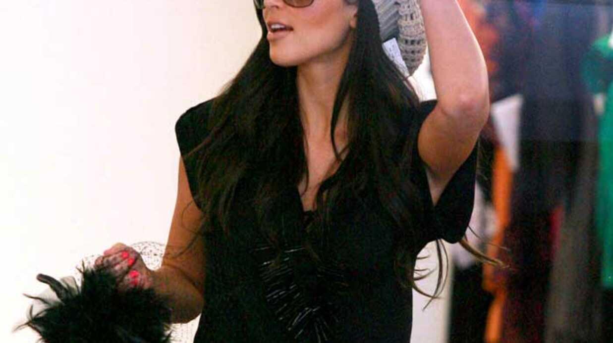 Kim Kardashian et Reggie Bush réconciliés?