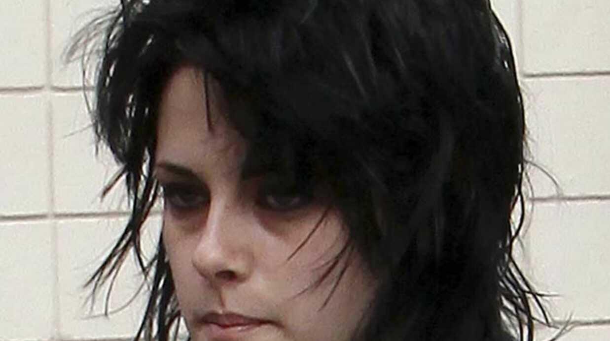 PHOTOS Kristen Stewart ressemble plus à Cruella qu'à Bella dans Twilight