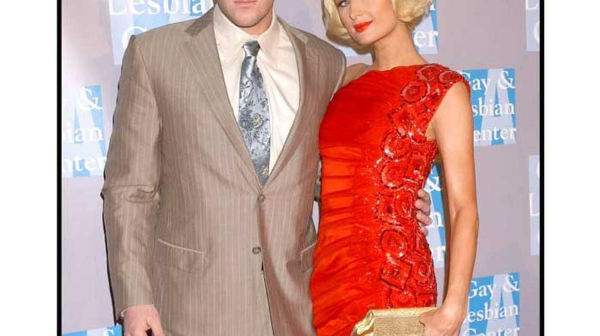 PHOTOS Paris Hilton et Sharon Stone soutiennent la cause gay