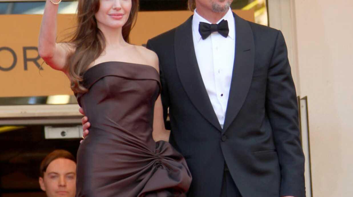 PHOTOS Cannes: Brad Pitt-Angelina Jolie rois du tapis rouge