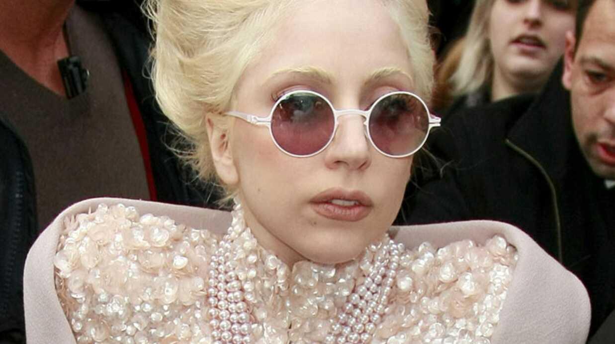 PHOTOS Lady Gaga dîne dans un bistrot français avant son concert