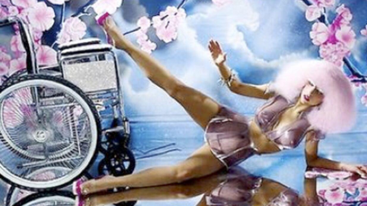 PHOTOS Lady GaGa: ses photos choc avec David LaChapelle