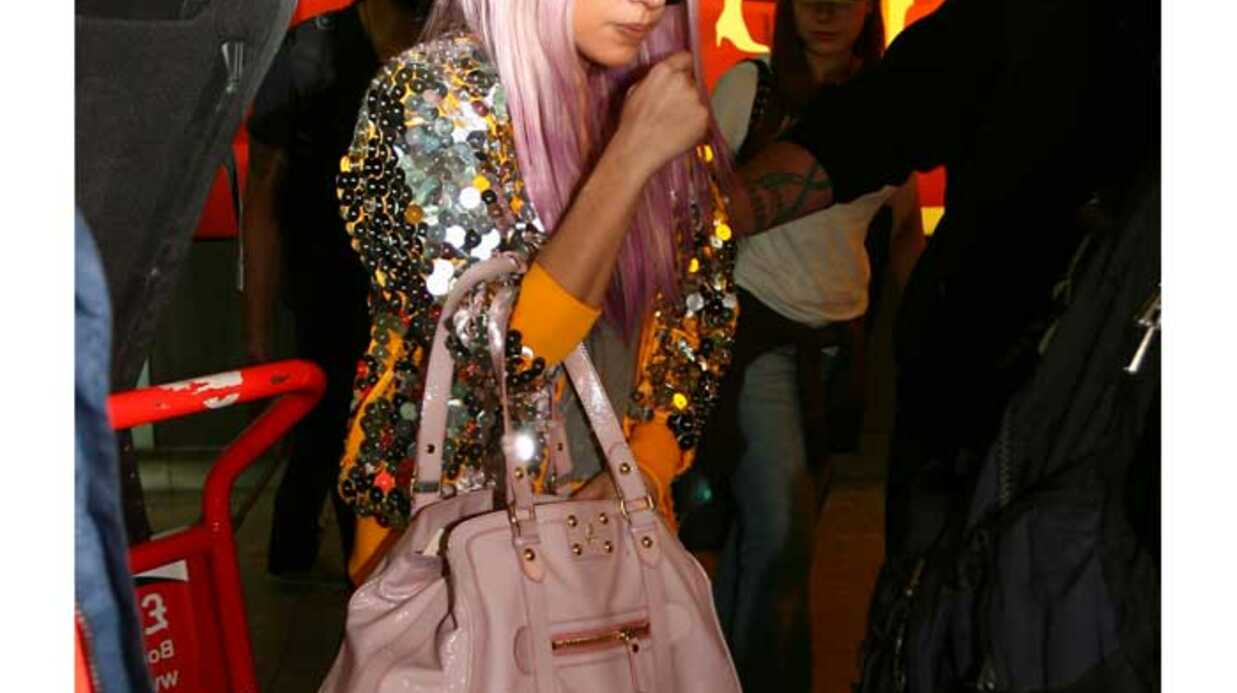 LOOK Incroyable ! Lady Gaga a mis une jupe !