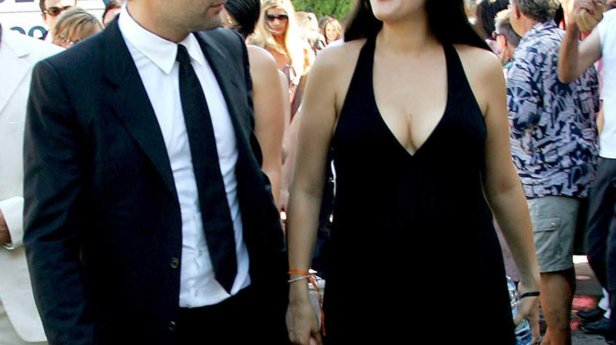 PHOTOS Le mariage de Jean Dujardin et Alexandra Lamy