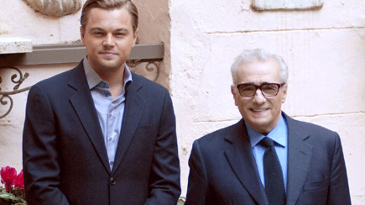 PHOTOS: Leonardo DiCaprio et présente Shutter Island