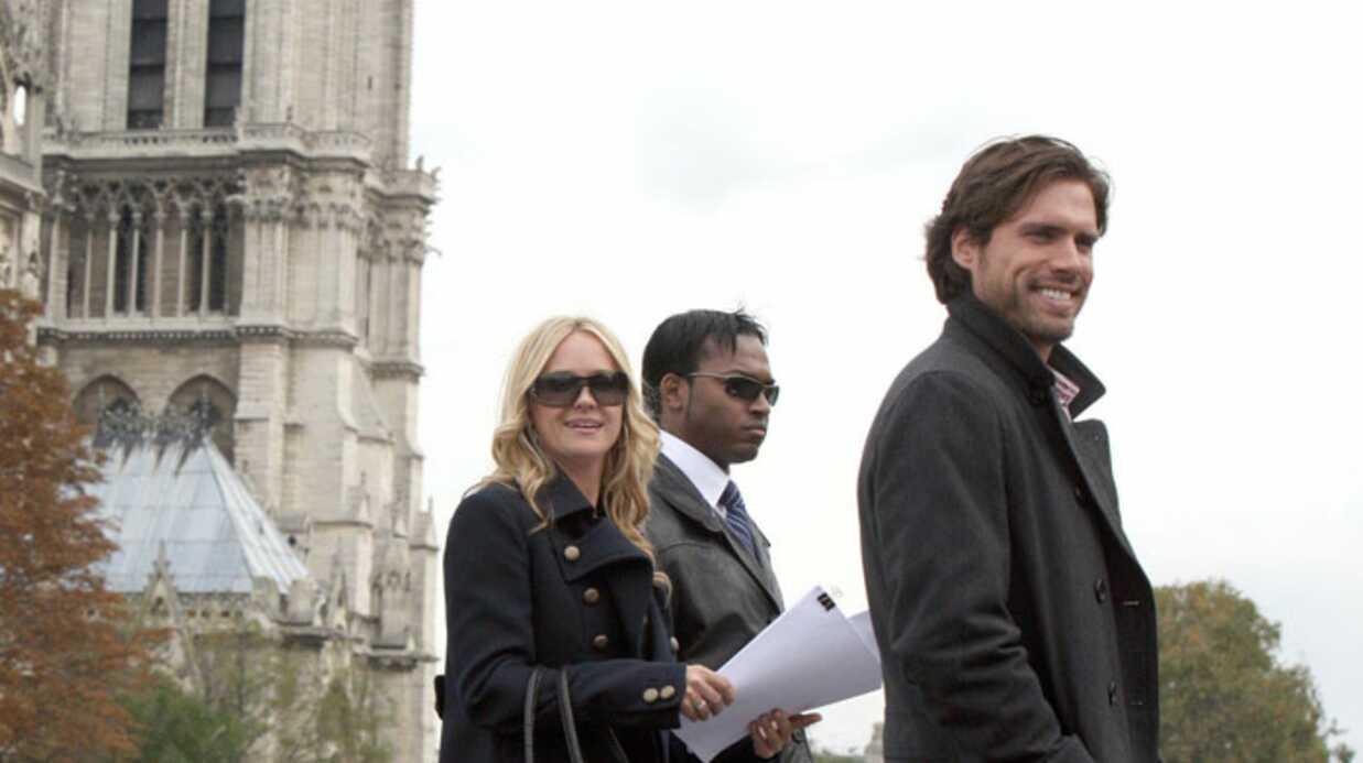 Les Feux de l'Amour: tournage à Paris