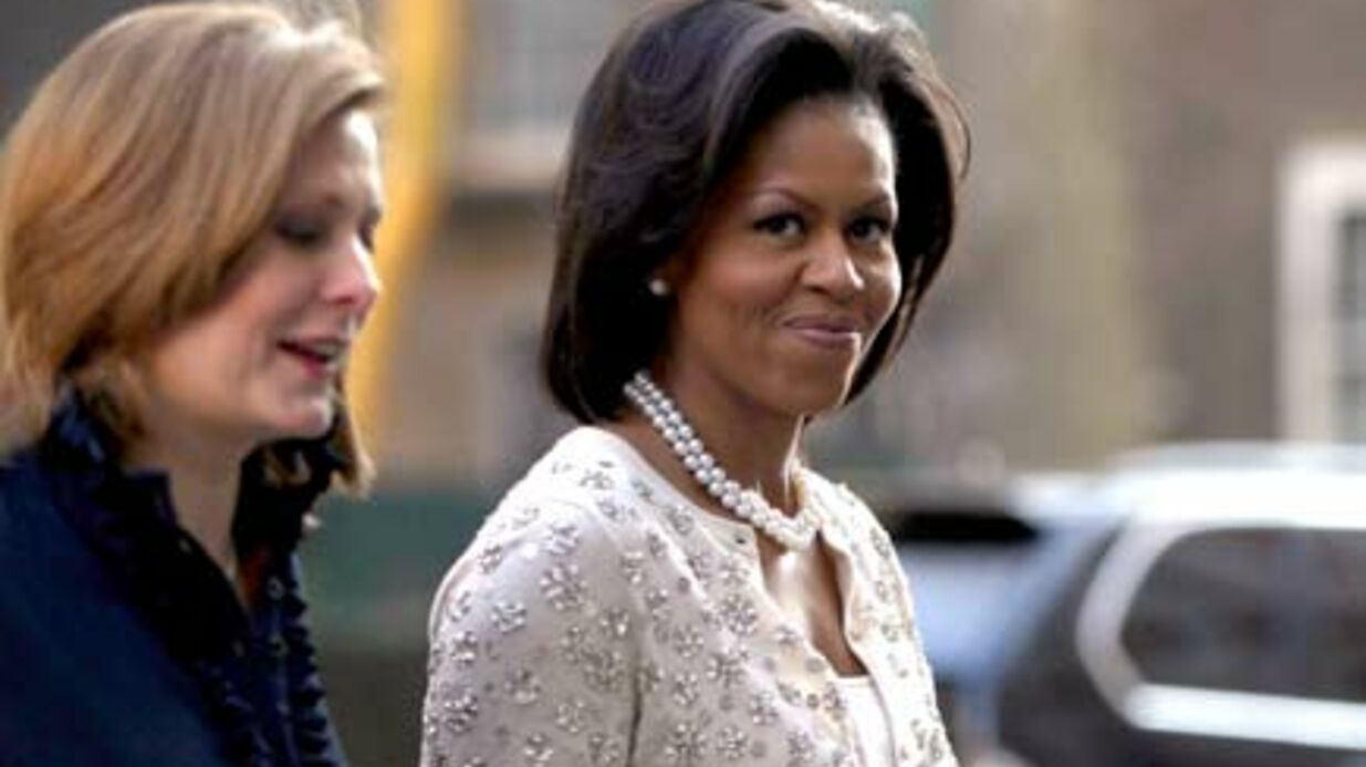 PHOTOS Michelle et Barack Obama ont brillé par leur élégance à Londres