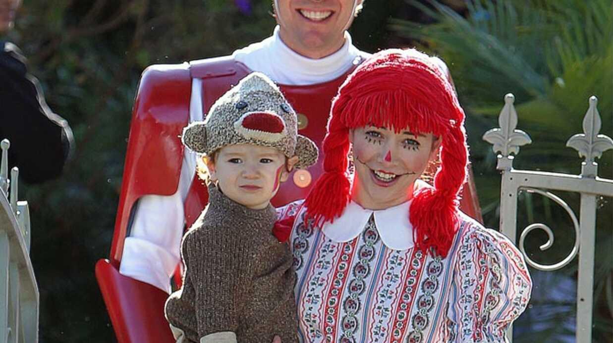 PHOTOS Halloween: les people jouent le jeu