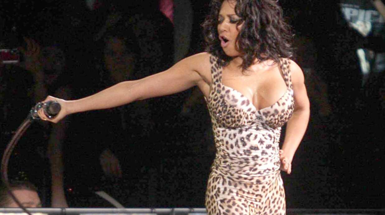 Les Spice Girls En concert avec maman(s)