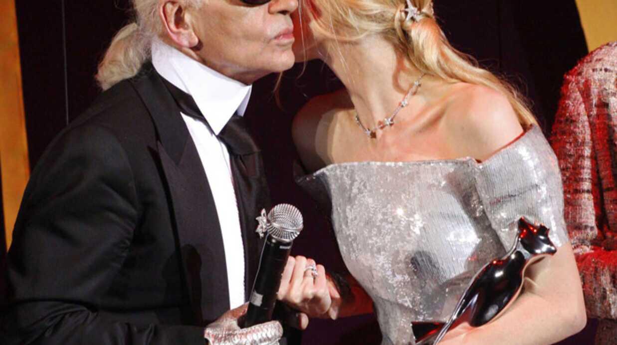 Les Trophées Elle ont eu lieu à Berlin pendant la Fashion week.