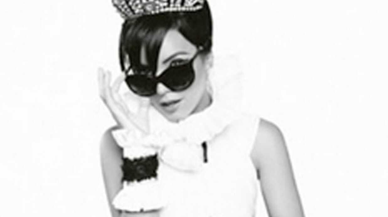PHOTOS Lily Allen sage et girly pour la campagne Coco Cocoon de Chanel