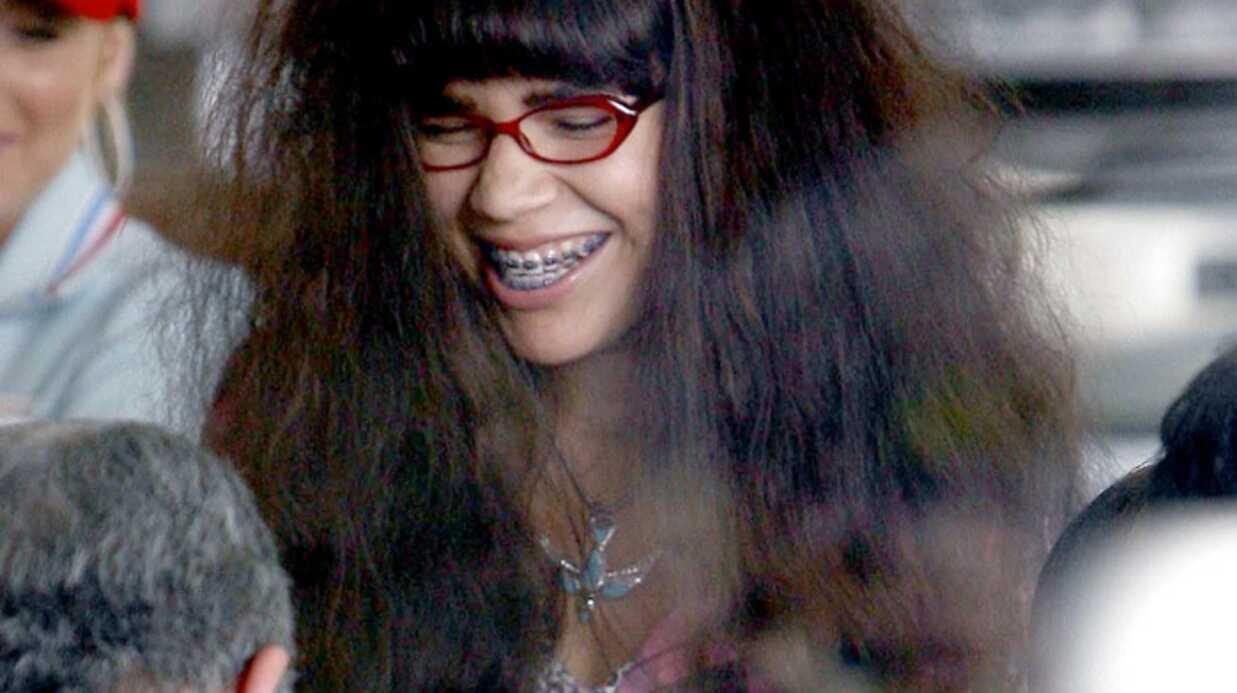 Lindsay Lohan fait une apparition sur le tournage d'Ugly Betty