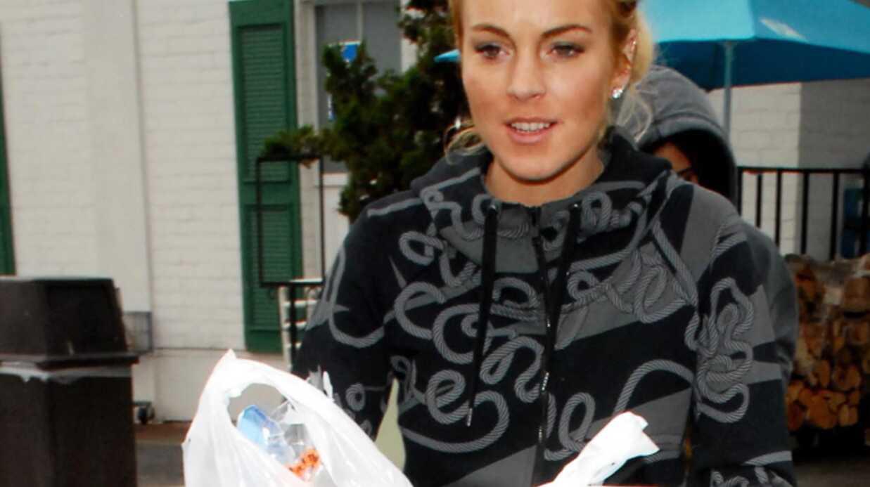 Lindsay Lohan Et la lumière fut…