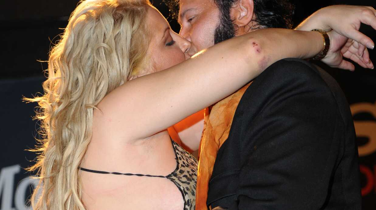 PHOTOS Loana retrouve la scène et son mec