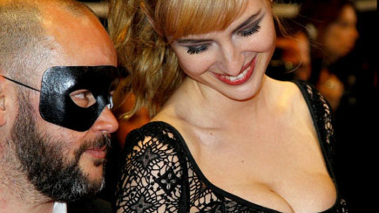 PHOTOS Festival de Cannes: Louise Bourgoin, un décolleté impressionnant