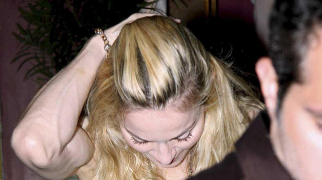 Madonna dîne avec un ami mystérieux à Séville