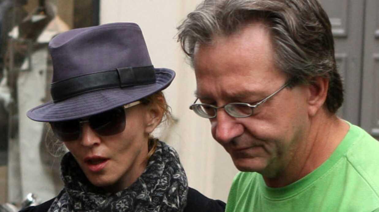 PHOTOS Madonna à Paris pour le tournage de son film W.E.