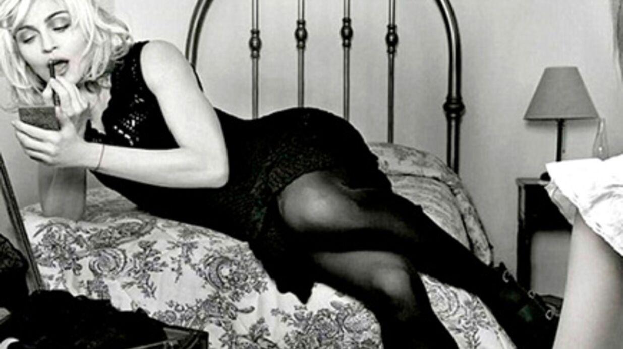 PHOTOS Madonna: vamp sexy pour Dolce & Gabbana