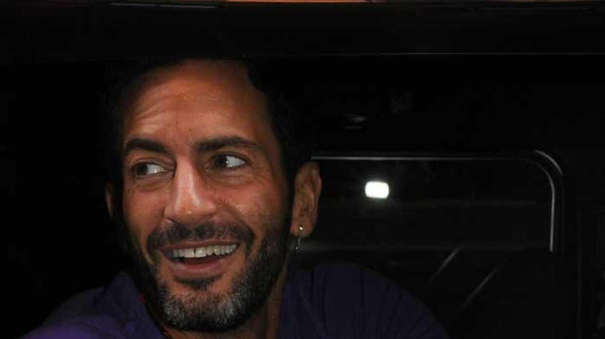 LOOK Marc Jacobs, heureux en jupe