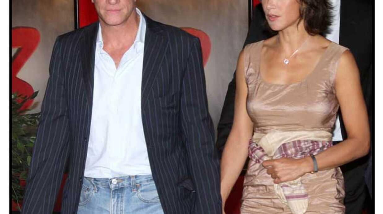 PHOTOS Sophie Marceau et Christophe Lambert à Angoulême