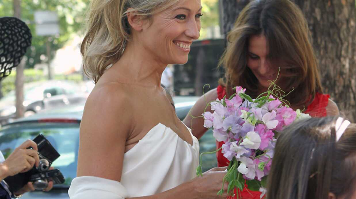 PHOTOS Anne-Sophie Lapix s'est mariée avec Arthur Sadoun