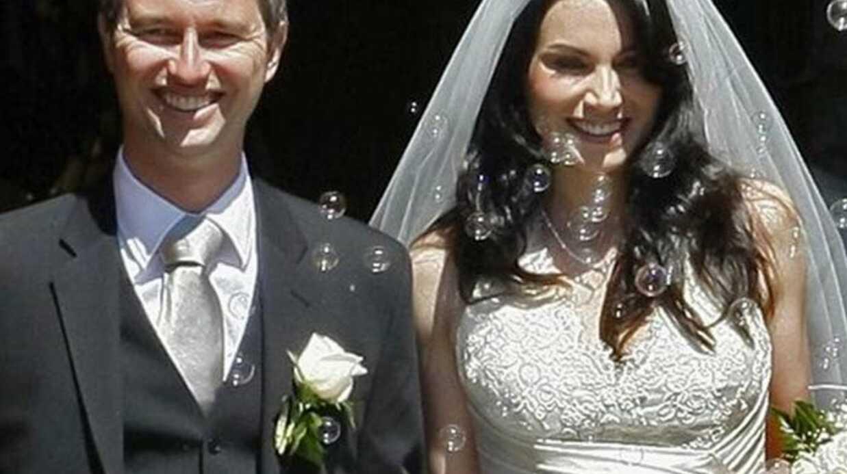 PHOTOS Mariage de David Martinon