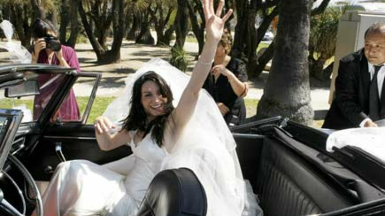 PHOTOS Mariage de David Marti­non