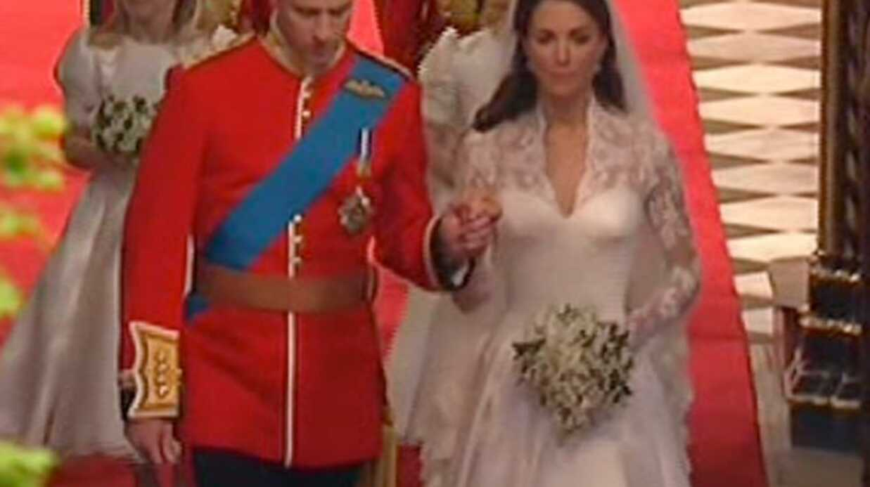 VIDEO Les meilleurs moments du mariage de William et Kate